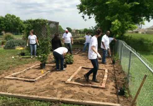 Lending a hand to serve our communities
