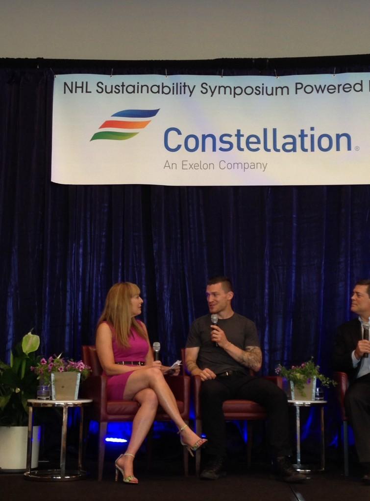 Constellation Green Sports Alliance Summit