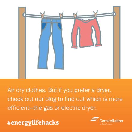 Energy Saving Tip #28