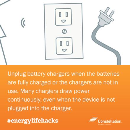 Energy Saving Tip #31