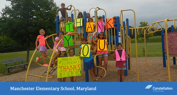 Manchester Elementary School, MD