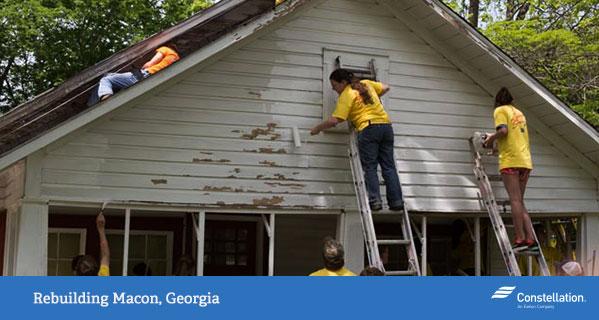 Rebuilding Macon, Georgia