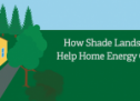 How Shade Landscaping Can Help Home Energy Conservation