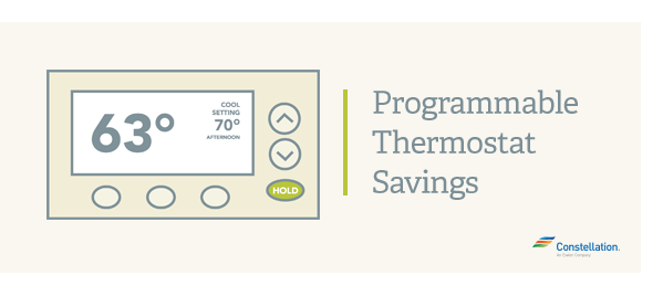 Programmable Thermostat Savings