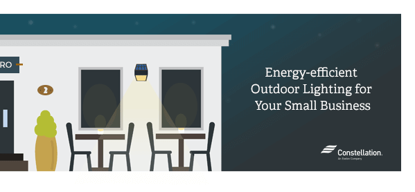 Energy-efficient Outdoor Lighting for Your Small Business