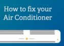 How to Fix an Air Conditioner
