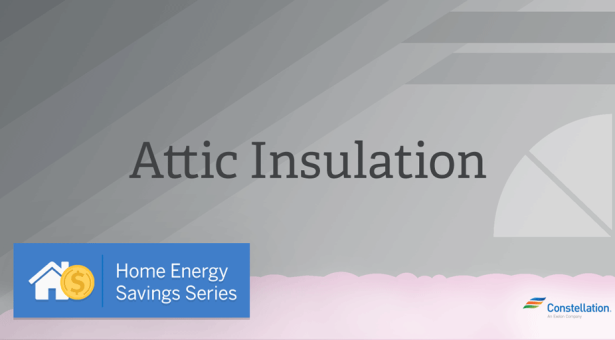Attic Insulation | Home Energy Savings Series