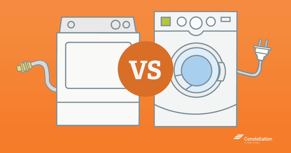 Which Is More Energy Efficient A Gas Or Electric Dryer