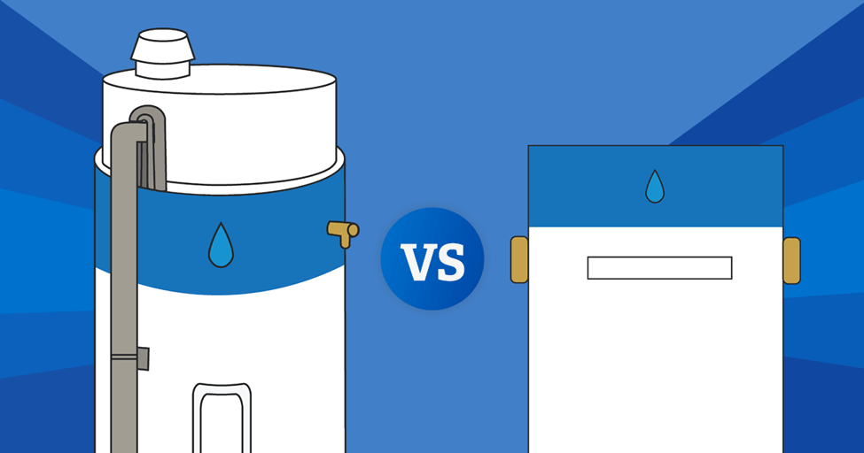 tankless-vs-traidtional-water-heater
