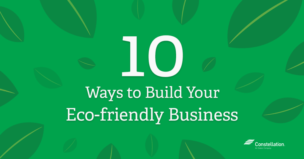 10-ways-to-build-eco-friendly-business
