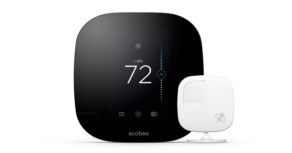 best-smart-thermostat-ecobee