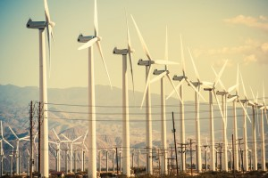 What is a wind farm