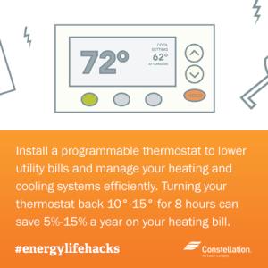 Energy Saving Tip #10