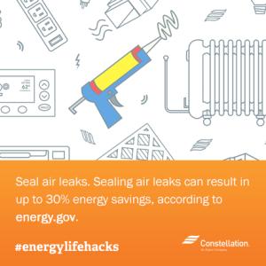 Energy Saving Tip #11