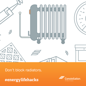 Energy Saving Tip #12