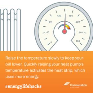 Energy Saving Tip #13