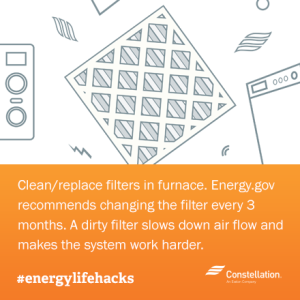 Energy Saving Tip #17
