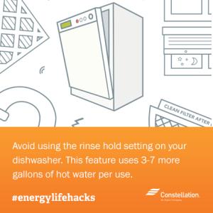Energy Saving Tip #18