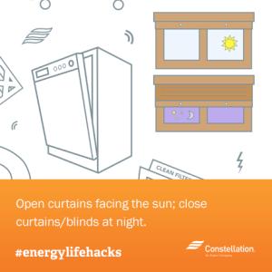 Energy Saving Tip #19