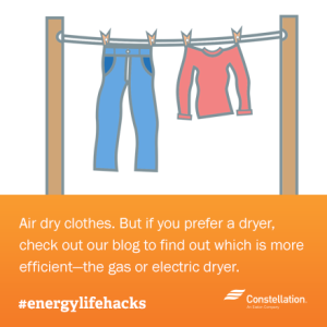 Energy Saving Tip #28