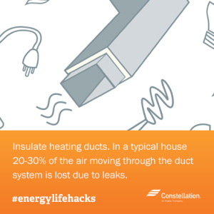 Energy Saving Tip #5