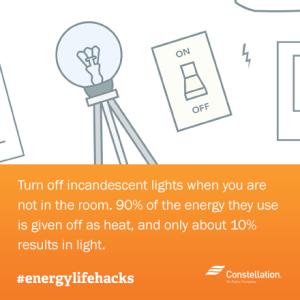 Energy Saving Tip #9