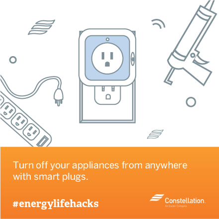 energy saving tip - use smart plugs