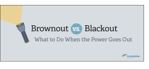 Brownout vs Blackout: What to do