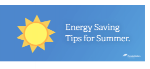 Energy Saving Tips for Summer