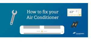 How to fix your air conditioner.