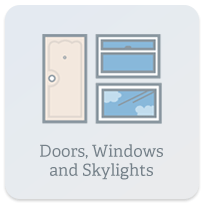 Doors, Windows, and Skylights