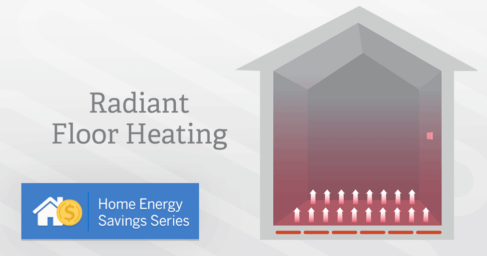 Home Energy Savings Series Radiant Floor Heating