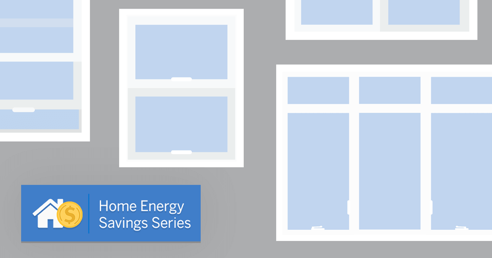 Energy infographics constellation blog - The basics about energy efficient windows ...