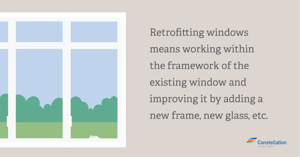 How To Retrofit Windows And Retrofit Air Conditioning
