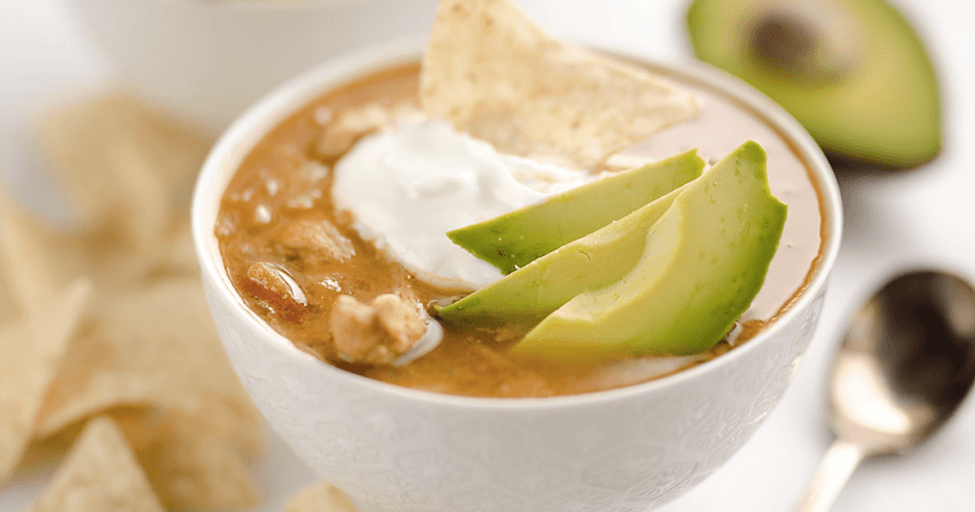 pressure-cooker-chicken-tortilla-soup