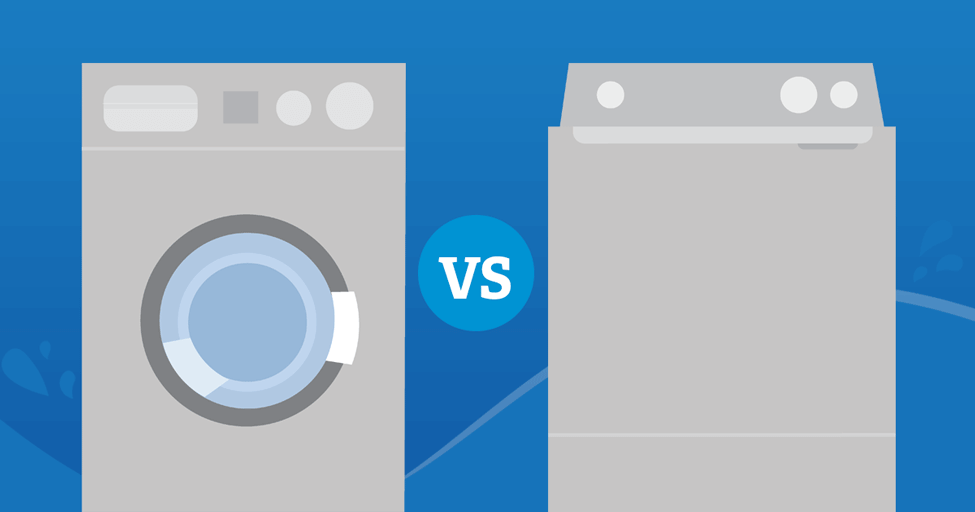 Top Load Vs Front Load Washers