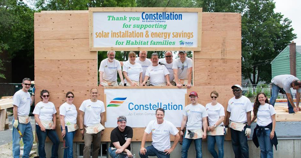 Constellation in the community