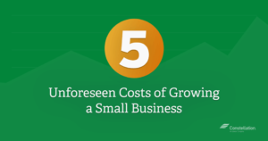 costs of growing your small business