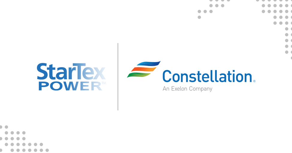 Startex Power and Constellation Logos