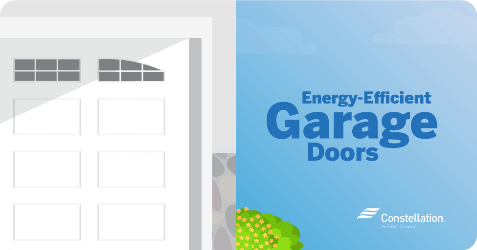 energy efficient garage doors