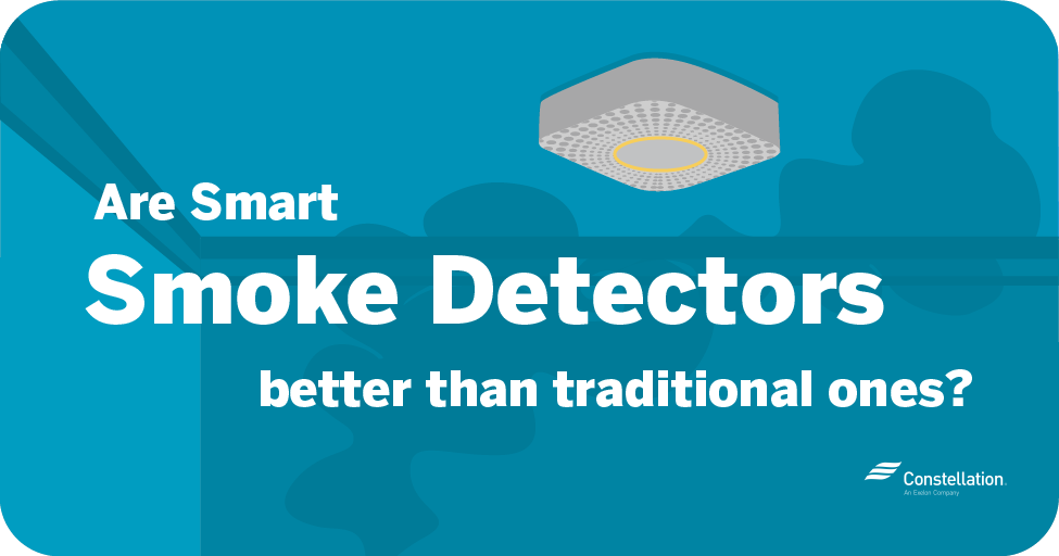 are smart smoke detectors better than traditional smoke detectors?