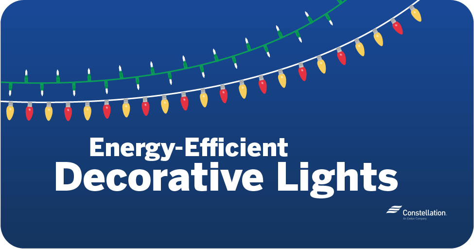 Energy-Efficient Decorative Lights