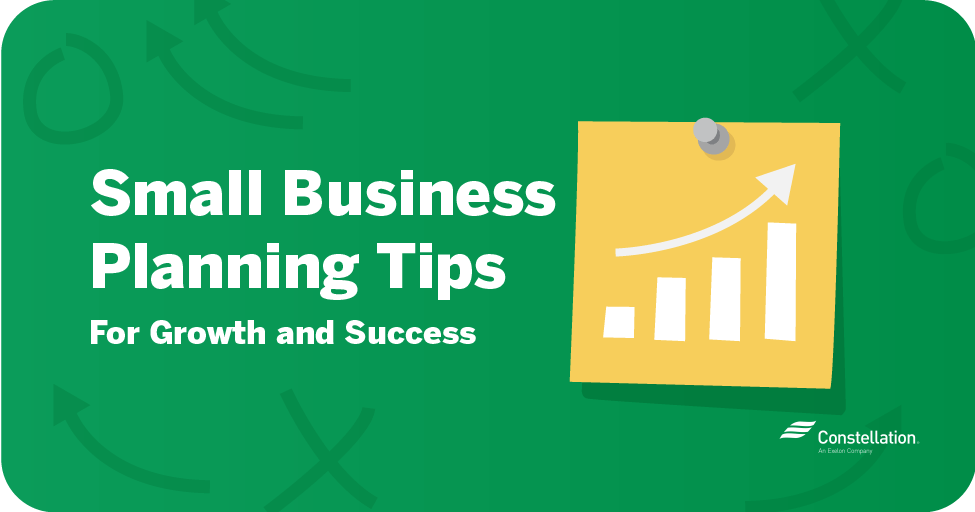 small business planning tips