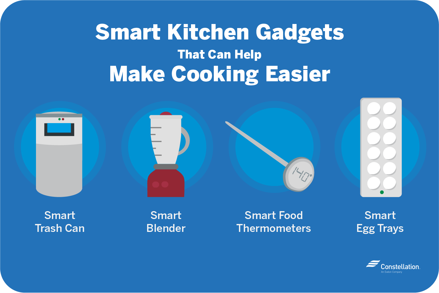 smart kitchen gadgets that make cooking easier