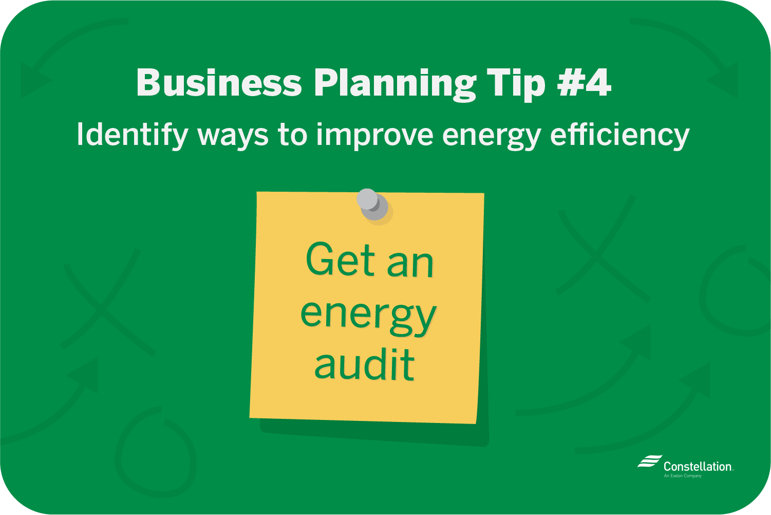 business planning tip: get an energy audit