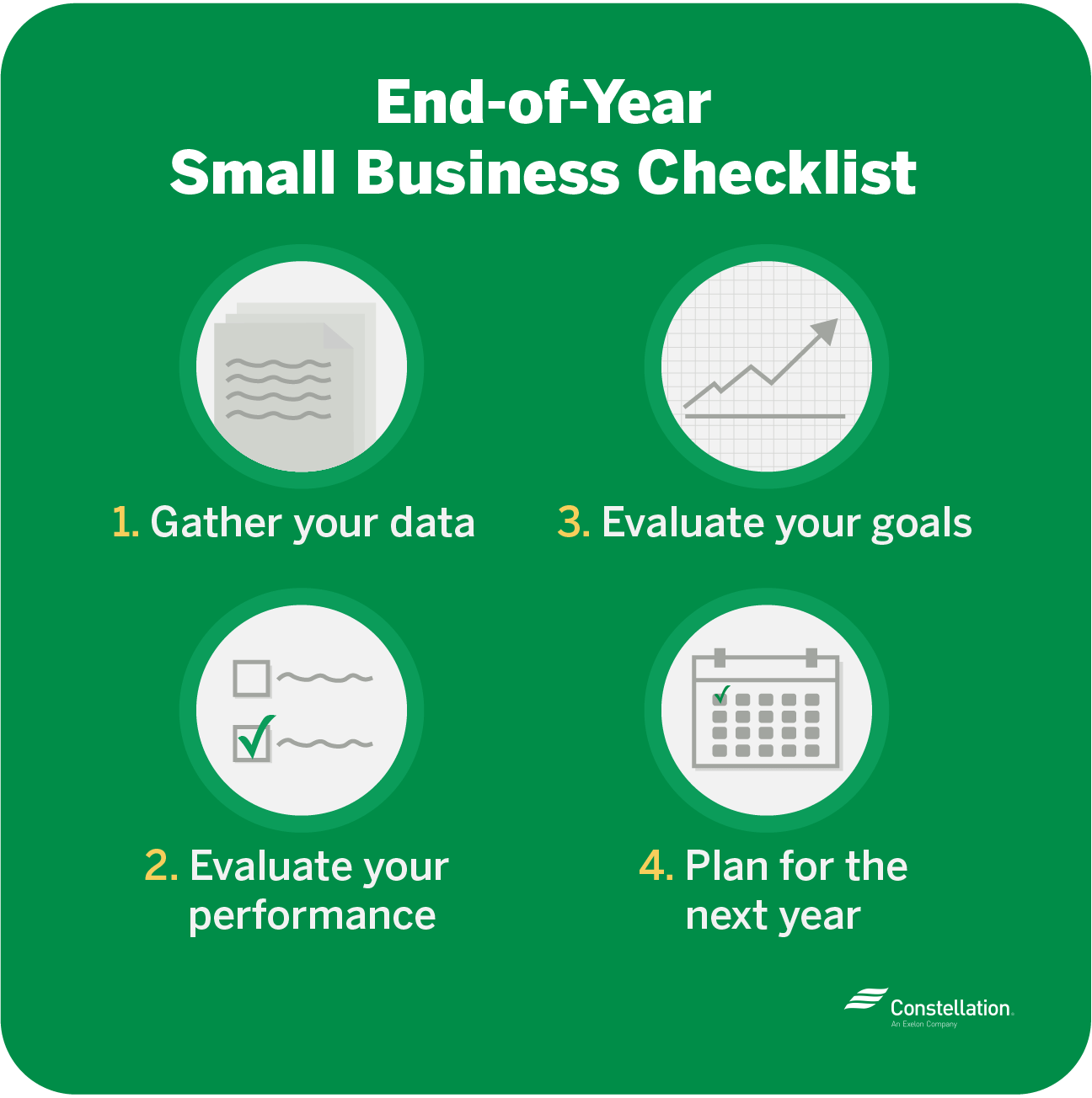 end-of-year small business planning