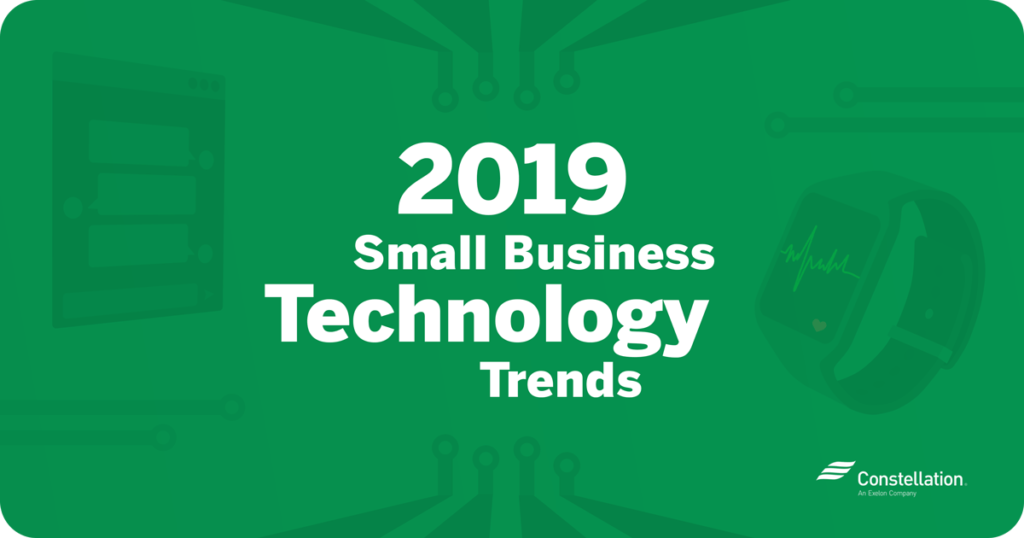 2019 small business technology trends