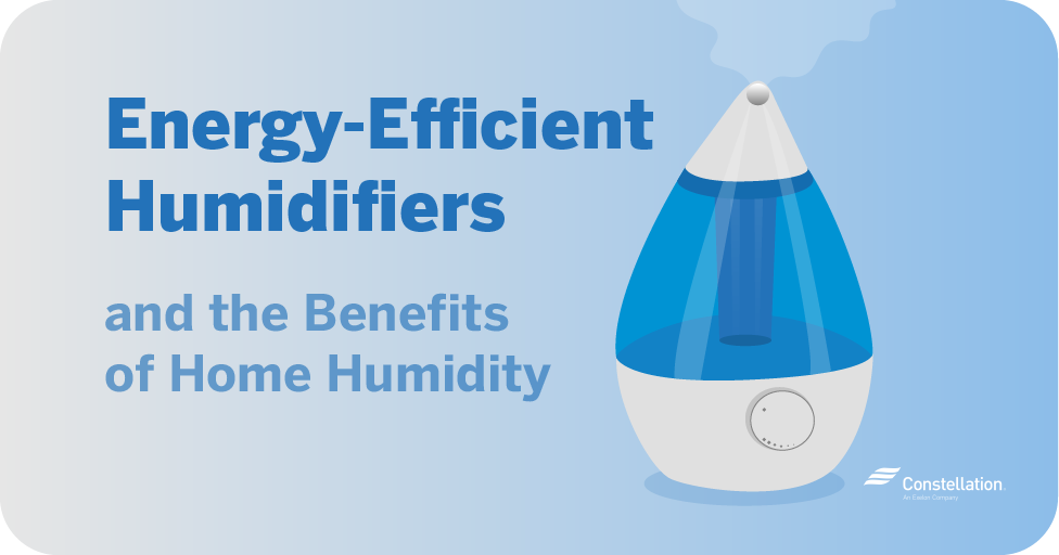 Energy-efficient humidifiers and the benefits of home humidity
