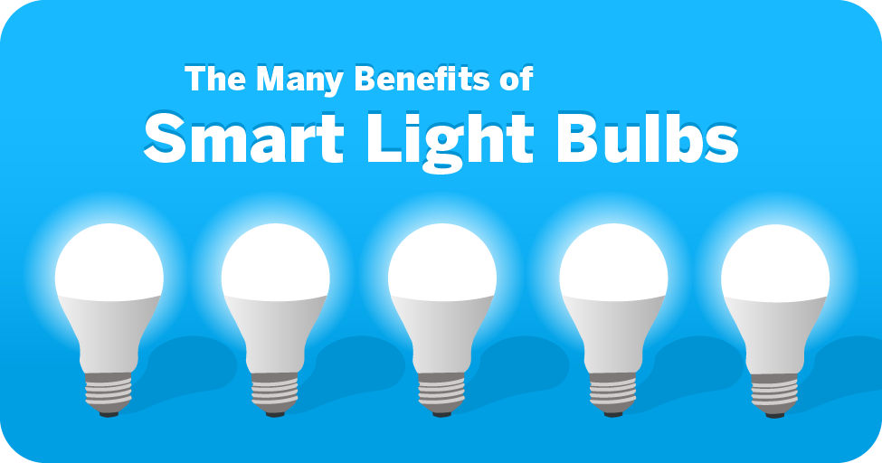 The many benefits of smart light bulbs