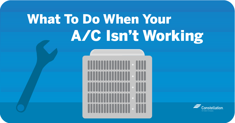 What to do when your AC isnt working